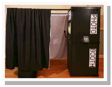 Fancy Face Photo Booth Rentals Seattle Tacoma